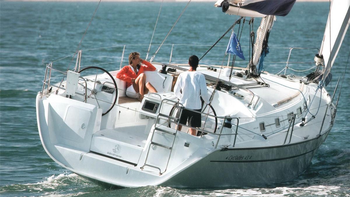 Моторная или парусная яхта? Что лучше для прогулок по Черному морю